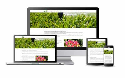 Zoe Mantenimiento estrena su nueva web